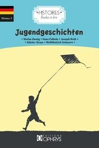 Marie Marhuenda - Jugendgeschichten - Histoires de jeunesse.