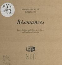 Marie-Marthe Ladouès - .