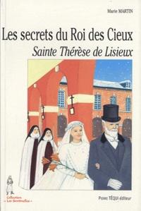 Les secrets du Roi des Cieux - Sainte Thérèse de Lisieux.pdf