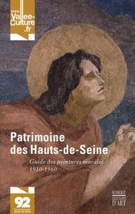 Marie Monfort et Jannie Mayer - Patrimoine des Hauts-de-Seine - Guide des peintures murales 1910-1960.