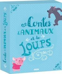 Marie Morey et Jean-Claude Gibert - Contes d'animaux et de loups.