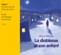Marie NDiaye - La diablesse et son enfant. 1 CD audio