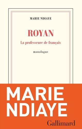 Royan. La professeure de français