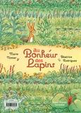 Marie Nimier et Béatrice Rodriguez - Au bonheur des lapins.