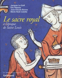 Marie-Noël Colette et Jacques Le Goff - .