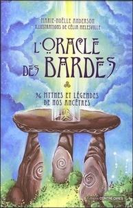 Histoiresdenlire.be L'oracle des bardes - 36 mythes et légendes de nos ancêtres Image