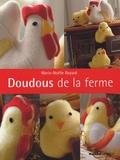 Marie-Noëlle Bayard - Doudous de la ferme.