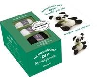 Marie-Noëlle Bayard - Ma Box crochet DIY panda - Avec 3 petites pelotes, 1 crochet, du rembourrage.