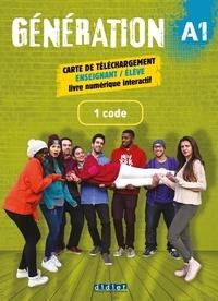 Corridashivernales.be Generation 1 niveau A1 - Carte de téléchargement premium Image