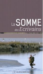 Marie-Noëlle Craissati - La Somme des écrivains.