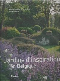 Marie-Noëlle Cruysmans et Ivo Pauwels - Jardins d'inspiration en Belgique - Nature et jardin.