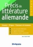Marie-Noëlle Faure - Précis de littérature allemande.