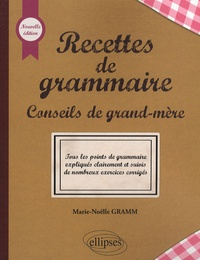 Era-circus.be Recettes de grammaire - Conseils de grand-mère Image