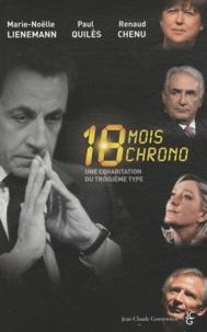 Marie-Noëlle Lienemann et Paul Quilès - 18 mois chrono - Une cohabitation du troisième type.