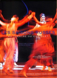 Marie-Noëlle Robert et Patricia Faivre - Les saisons russes - Au théâtre du Châtelet.