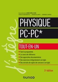 Marie-Nöelle Sanz et Bernard Salamito - Physique PC-PC* tout-en-un - 5e éd..