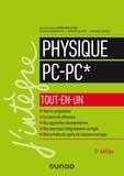 Marie-Nöelle Sanz et Bernard Salamito - Physique PC-PC*.