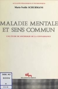 Marie-Noëlle Schurmans - .