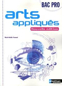 Marie-Noëlle Yvonnet - Arts appliqués Bac Pro.