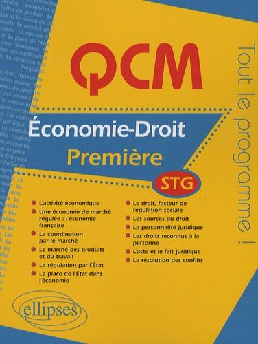 Marie O'maden - Economie-Droit 1e STG.