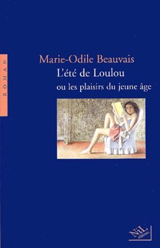 Marie-Odile Beauvais - .