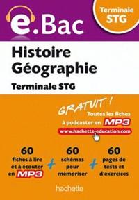 Marie-Odile Boulard-Lemoine - Histoire géographie Terminale STG.