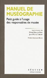 Histoiresdenlire.be Manuel de muséographie - Petit guide à l'usage des responsables de musée Image