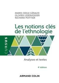 Les notions clés de lethnologie - Analyses et textes.pdf