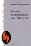 Marie-Odile Goulet-Cazé - Cynisme et christianisme dans l'Antiquité.