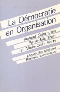 Marie-Odile Marty et Renaud Sainsaulieu - .