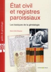 Etat civil et registres paroissiaux - Les basiques de la généalogie.pdf