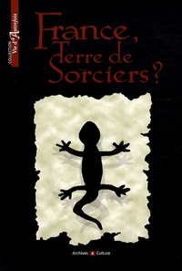 Marie-Odile Mergnac - France, terre de sorciers ?.