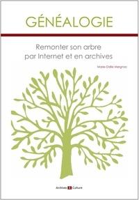 Marie-Odile Mergnac - Généalogie - Remonter son arbre par internet et en archives.