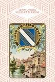 Marie-Odile Mergnac - Le petit livre des villes et blasons.