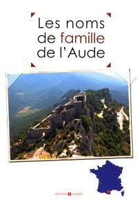 Coachingcorona.ch Les noms de famille de l'Aude Image