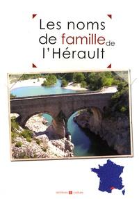 Histoiresdenlire.be Les noms de famille de l'Hérault Image
