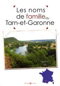 Checkpointfrance.fr Les noms de famille du Tarn-et-Garonne Image