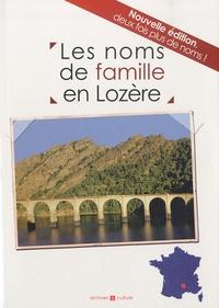 Marie-Odile Mergnac - Les noms de famille en Lozère.