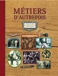 Marie-Odile Mergnac - Métiers d'autrefois - Artisanats d'hier, petits métiers des rues, métiers agricoles.