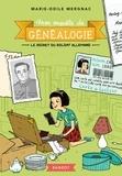 Marie-Odile Mergnac - Mon enquête de généalogie  : Le secret du soldat allemand.