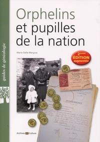 Checkpointfrance.fr Orphelins et pupilles de la nation - Mises sous tutelle, conseil de famille, litiges, spoliations... Image