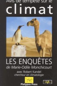Marie-Odile Monchicourt et Robert Kandel - .