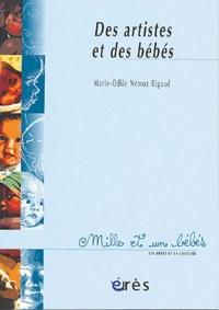 Histoiresdenlire.be Des artistes et des bébés Image