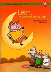 Marie Pagoulatos - Léon le cochon.
