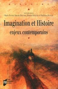Marie Panter et Monica Martinat - Imagination et Histoire - Enjeux contemporains.