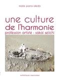 Marie Parra-Aledo - Une culture de l'harmonie - Profession artiste : sakai seiichi.