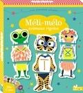 Marie Paruit - Méli-mélo animaux rigolos.