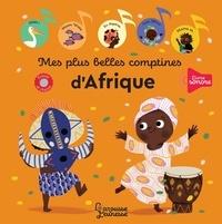 Marie Paruit - Mes plus belles comptines d'Afrique.