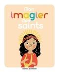Marie Paruit - Mon imagier des saints.