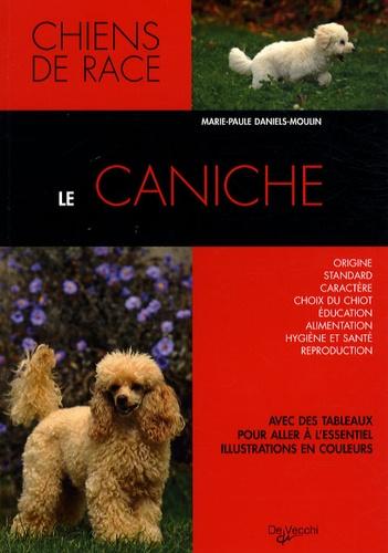 Marie-Paule Daniels-Moulin - Le caniche.